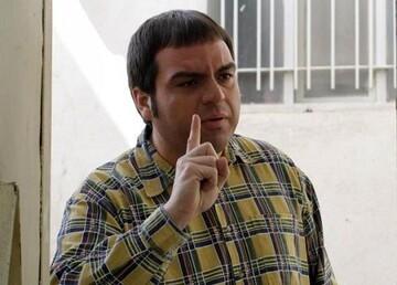 علاقه شدید بازیگر مشهور ایرانی به غذا خوردن و چاق شدن / فیلم