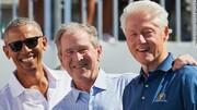 سه تن از روسایجمهور سابق آمریکا داوطلبانه واکسن کرونا میزنند
