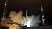 وزرات دفاع روسیه از پرتاب ۲ ماهواره به فضا خبر داد