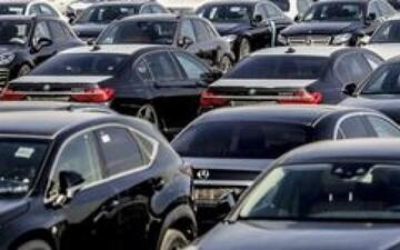 واردات خودرو در سال ۱۴۰۰ با تصمیم دولت آزاد میشود