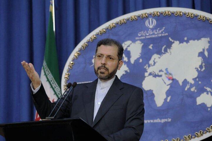 خطیب زاده خطاب به عادل الجبیر: همه گروههای تروریستی در منطقه مورد حمایت مالی عربستان هستند