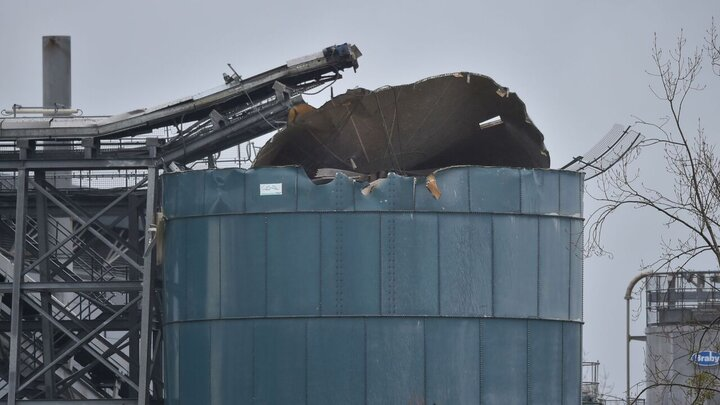 وقوع انفجار مهیب در انگلیس/ ۴ نفر کشته شدند