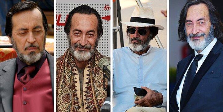 هشام رستُم بازیگر تونسی سریال سلمان فارسی/ عکس و بیوگرافی