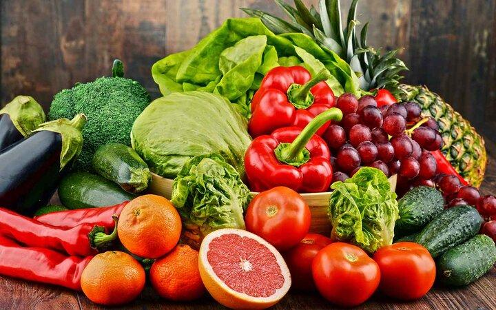 جدول قیمت انواع میوه در ۱۵ آذر ۹۹