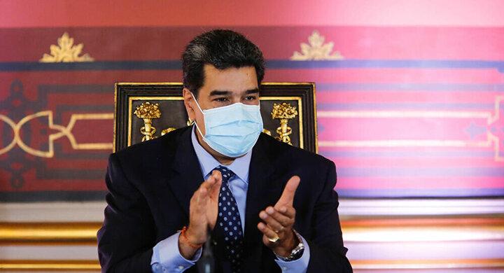 شرط مادورو برای کناره گیری از قدرت