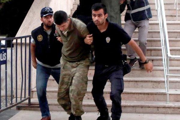 بازداشت ۲۹ نفر به اتهام ارتباط با عوامل کودتای ۲۰۱۶ در ترکیه