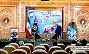 برگزاری مراسم بزرگداشت شهید فخریزاده در وزارت دفاع