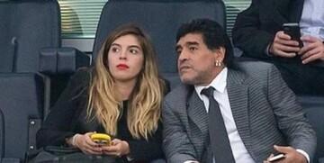همسر و دختران مارادونا از ارث محروم شدند