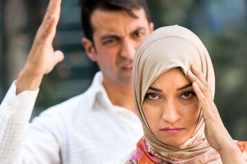 اقدام عجیب یک مرد بعد دعوا با همسرش