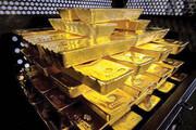 ذخایر طلای ایران از ۶۳.۲ به ۱۵.۸ تن رسید!