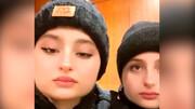 واکنش سارا و نیکا به حذف شدنشان از پایتخت /فیلم