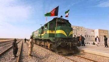 بازگشایی رسمی راهآهن خواف - هرات