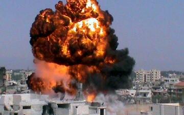 انفجار وحشتناک در استان حسکه سوریه/ ۱۶ نفر کشته شدند