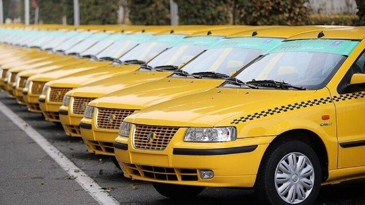 ۳هزار تاکسی گازسوز به ناوگان تاکسیرانی اضافه میشوند