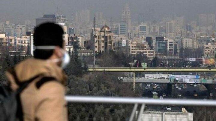 هواشناسی نسبت به ورود آلایندهها به تهران هشدار داد