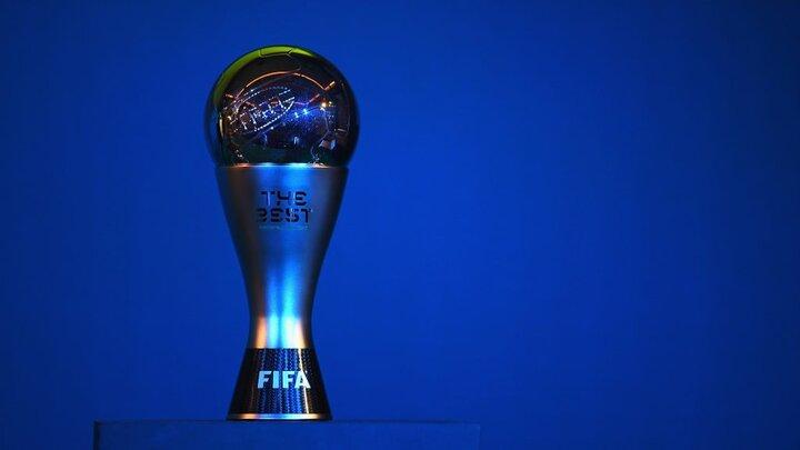 نامزدهای نهایی فیفا برای جایزه مرد سال فوتبال جهان در سال ۲۰۲۰