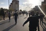 تداوم اعتراضات در سلیمانیه عراق
