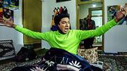 انتقاد بهرام افشاری به حذف سارا و نیکا از سریال «پایتخت» / عکس