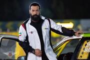 کامران تفتی با لباس ورزشی / عکس