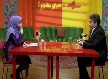 کنایه جالب مجری تلویزین به معاون وزیر راه و شهرسازی / فیلم