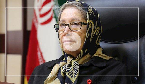 آخرین اخبار از واکسن کرونای ایرانی از زبان مینو محرز / فیلم