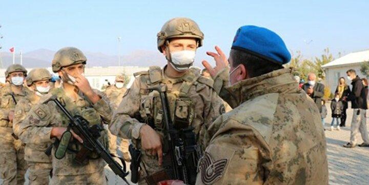 اعزام ۵۰ نیروی ویژه ترکیه به شمال سوریه