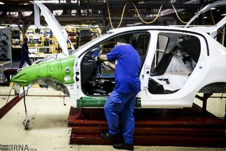 افزایش ۲۱.۳ درصدی تولید خودروی سواری