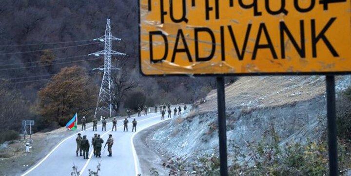 مسکو خواستار پایبندی باکو و ایروان به آتشبس قرهباغ شد