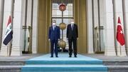 دیدار اردوغان با الکاظمی در آنکارا