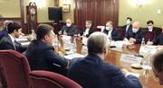 برگزاری نشست زنگنه با معاون نخستوزیر روسیه