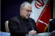 وزیر بهداشت خواستار لغو همه پروازهای ایران به انگلستان شد
