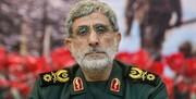 دیدار سردار قاآنی با مقامات عراقی