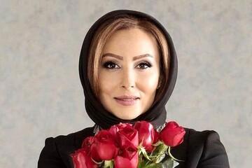 پرستو صالحی از ایران رفت / عکس