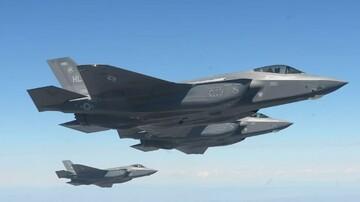 جنگندههای آمریکایی در نزدیکی مرزهای روسیه رزمایش انجام دادند