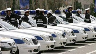 حرکت زشت پلیس راهنمایی رانندگی در یکی از جادههای کشور / فیلم