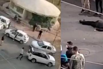 دستگیری راننده فراری تصادف مرگبار در کرج / فیلم
