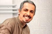 تبریک تولد خاص جواد رضویان برای پدرش / عکس