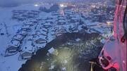 رانش زمین در نروژ / ۲۱ نفر ناپدید شدند