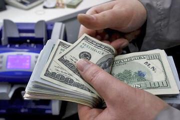آخرین قیمت دلار در ۱۱ دی ۹۹