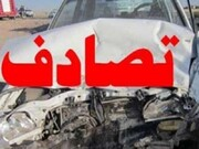 تصادف دو خودروی پژو در تهران خون به پا کرد/تصاویر