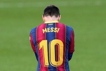 آیا مسی از بارسلونا میرود؟