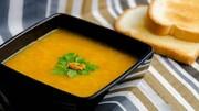 سوپ پرتقال خوشمزه و خوش طعم + طرز تهیه