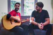 «آهنگ دو نفره» با احمد مهرانفر و فرزاد فرزین کلید خورد