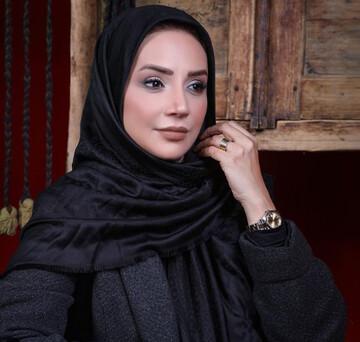 تیپ جدید شبنم قلی خانی جنجالی شد/عکس