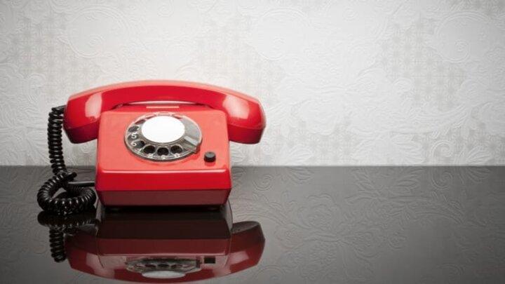 عکس قدیمی و کمتر دیده شده از صف طولانی تلفن همگانی