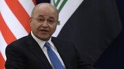 برهم صالح: شهید سلیمانی به هنگام سختی در کنار ملت عراق ایستاد