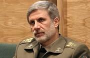 وزیر دفاع برای وزرای دفاع بیش از ۶۰ کشور جهان پیام فرستاد