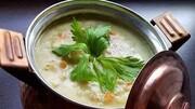 سوپ کرفس، خوشمزه و خوش طعم + طرز تهیه