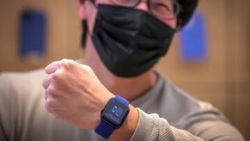 ساعتهای اپل ویروس کرونا را تشخیص میدهند
