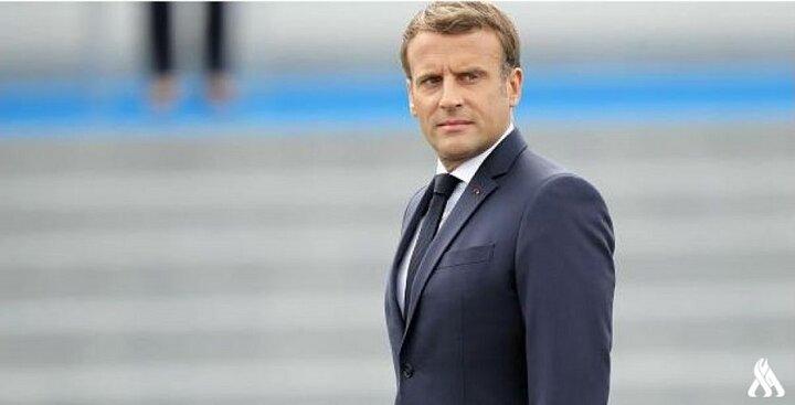 فرانسه با قدرت، شور و اراده در کنار مردم آمریکا است